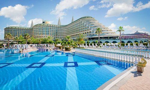 هتل دلفین امپریال