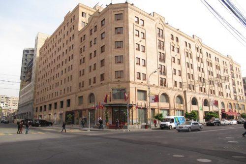 هتل نشنال