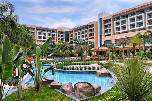 هتل رگنوم کاریا