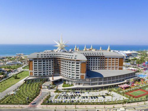 هتل رویال سگینوس