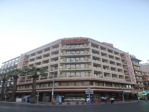 هتل گرند کورنر