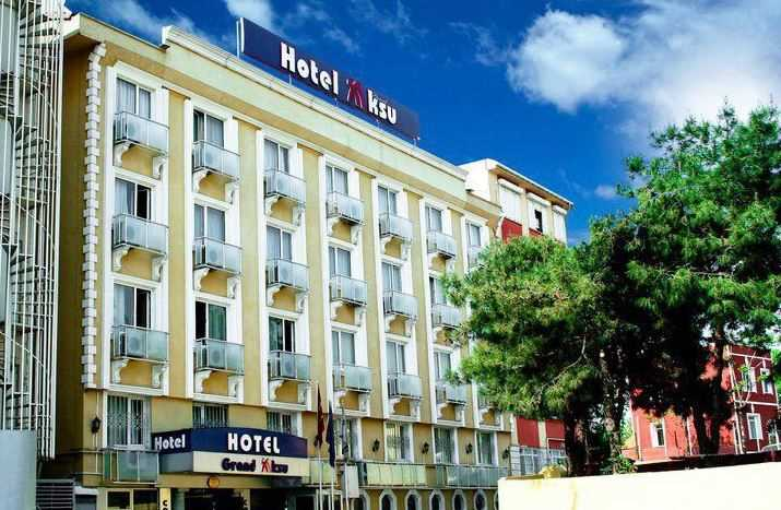 تور استانبول هتل گرند آکسو
