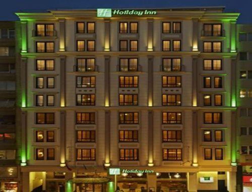 هتل هالیدی این
