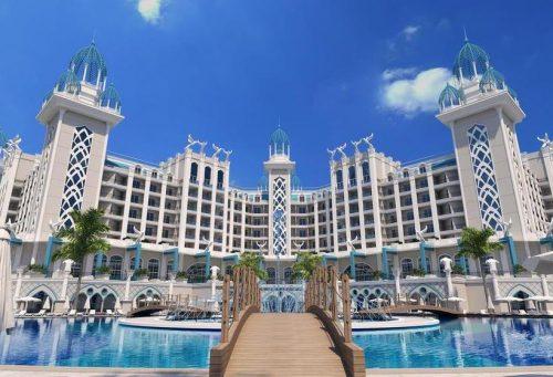 هتل گرانادا لاکچری بلک