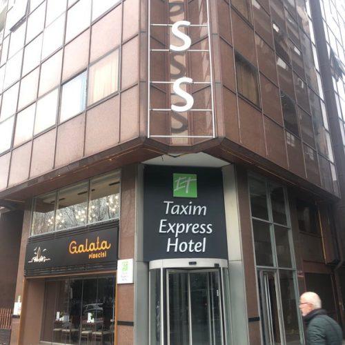 هتل تکسیم اکسپرس