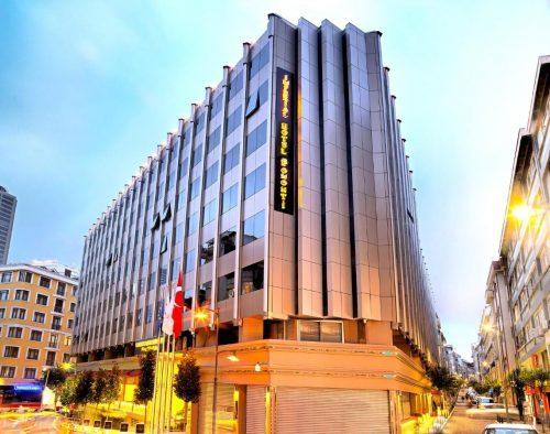 هتل مرکور بومونتی