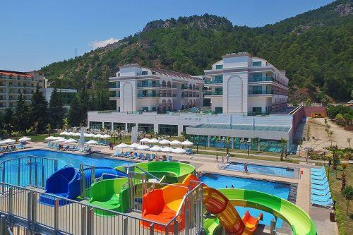 هتل دوسینیا لاکچری