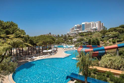 هتل آریا کلاروس